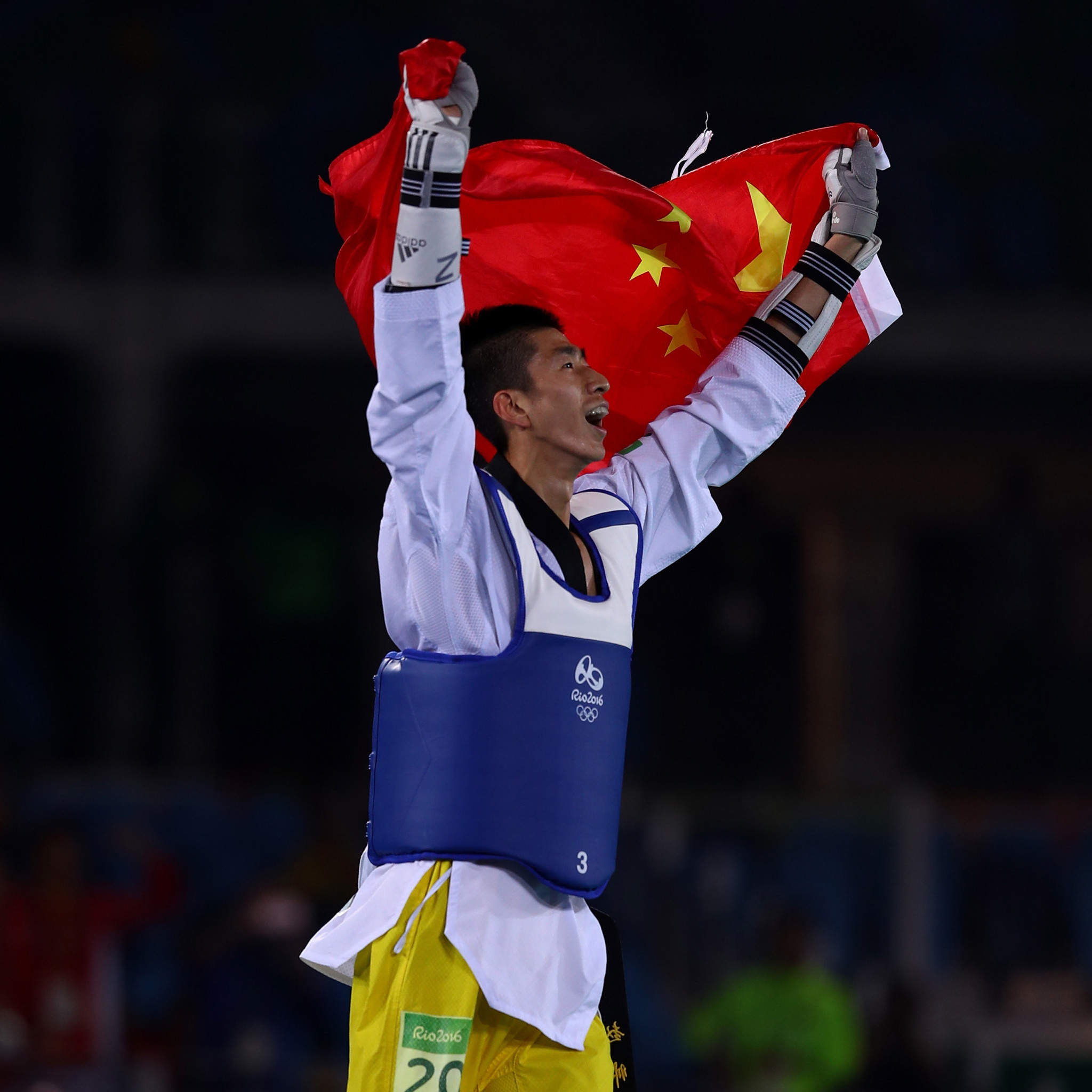 "Shuai Zhao – the ""Great Wall of China"" eyes another Olympic gold"