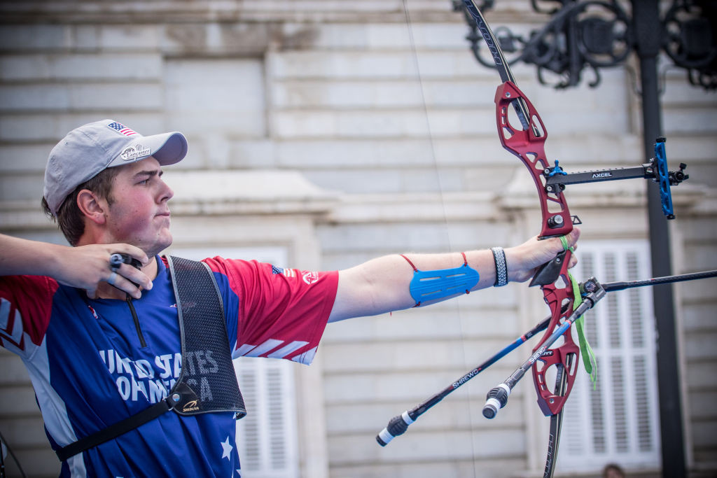 Yankton in the United States is due to host the Archery World Championships in September 2021 ©Getty Images
