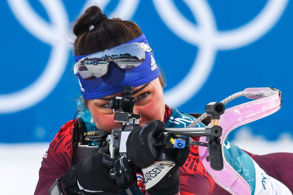 Russian biathlete Akimova set for return to national team after two-year absence