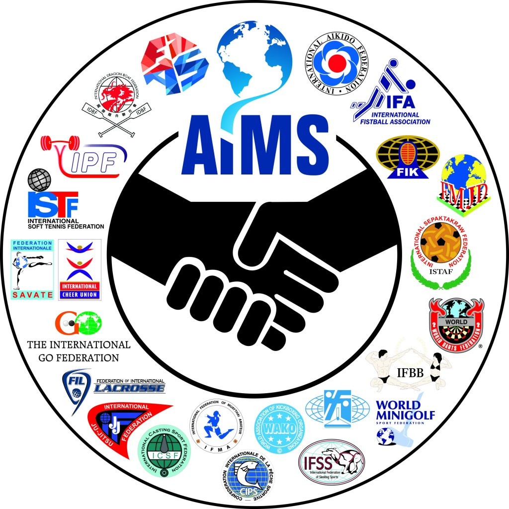 The AIMS is set to become an IOC recognised organisation ©AIMS