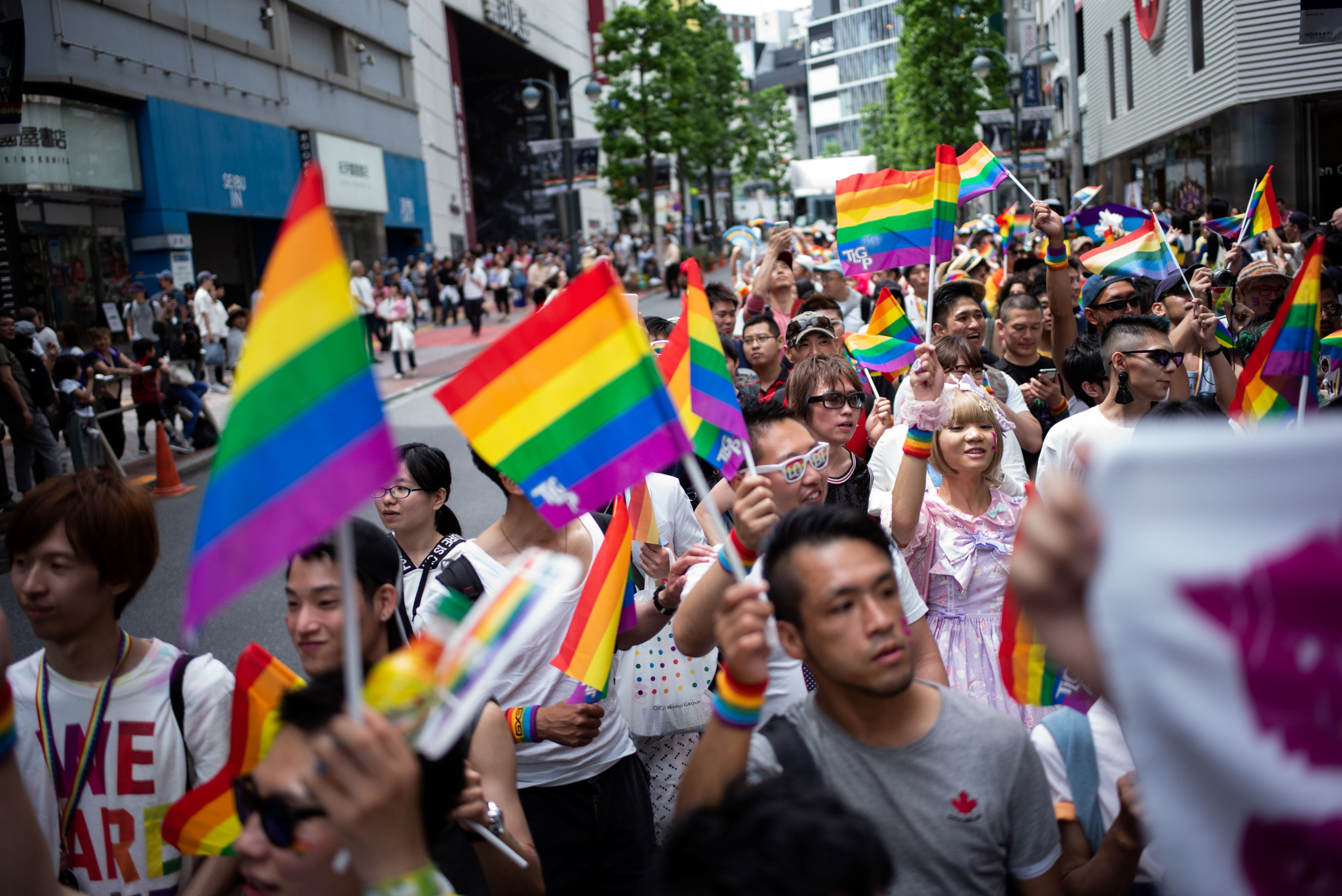 Human rights groups to launch equality campaign in Japan ahead of Tokyo 2020