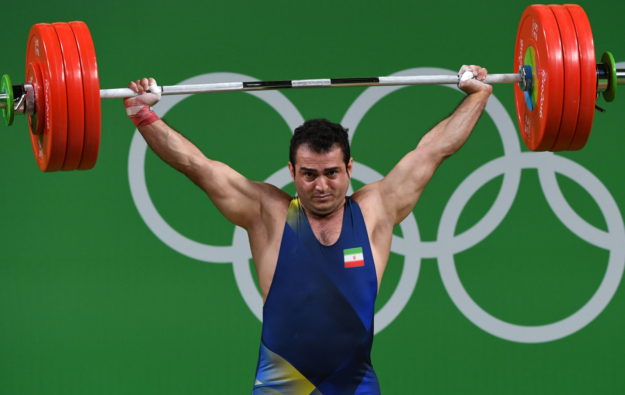 Olympic Weightlifting Champion Admits Lockdown Has Been A Blessing In Disguise