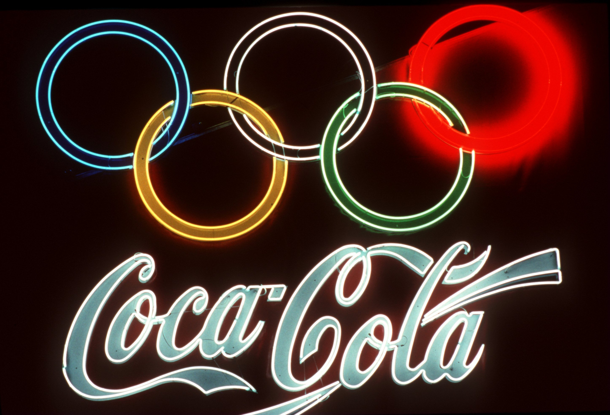 Coca-Cola, the Olympic Movement's oldest sponsor, has announced a decline in revenues ©Getty Images