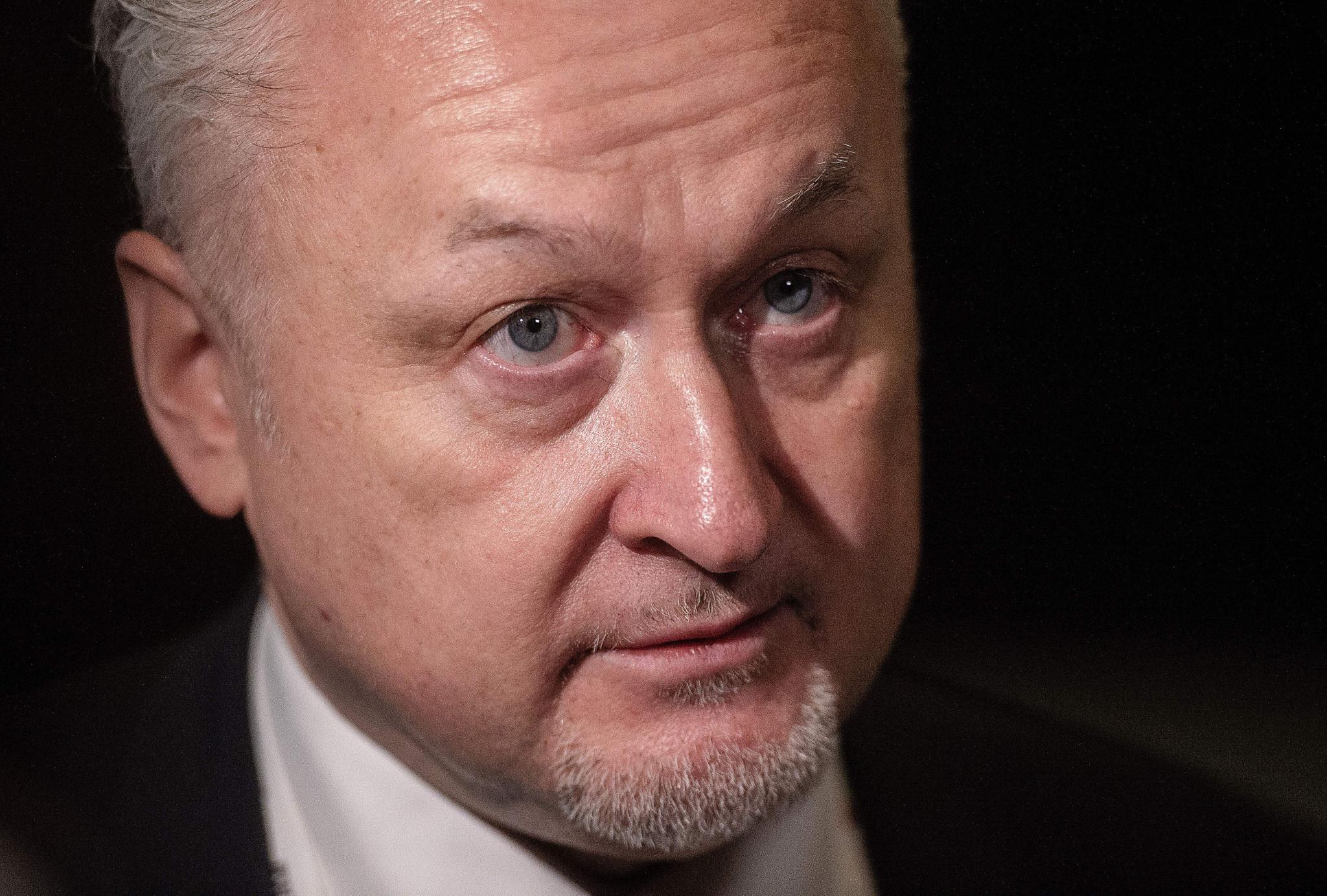 Yuri Ganus has denied allegations of wrongdoing at RUSADA ©Getty Images