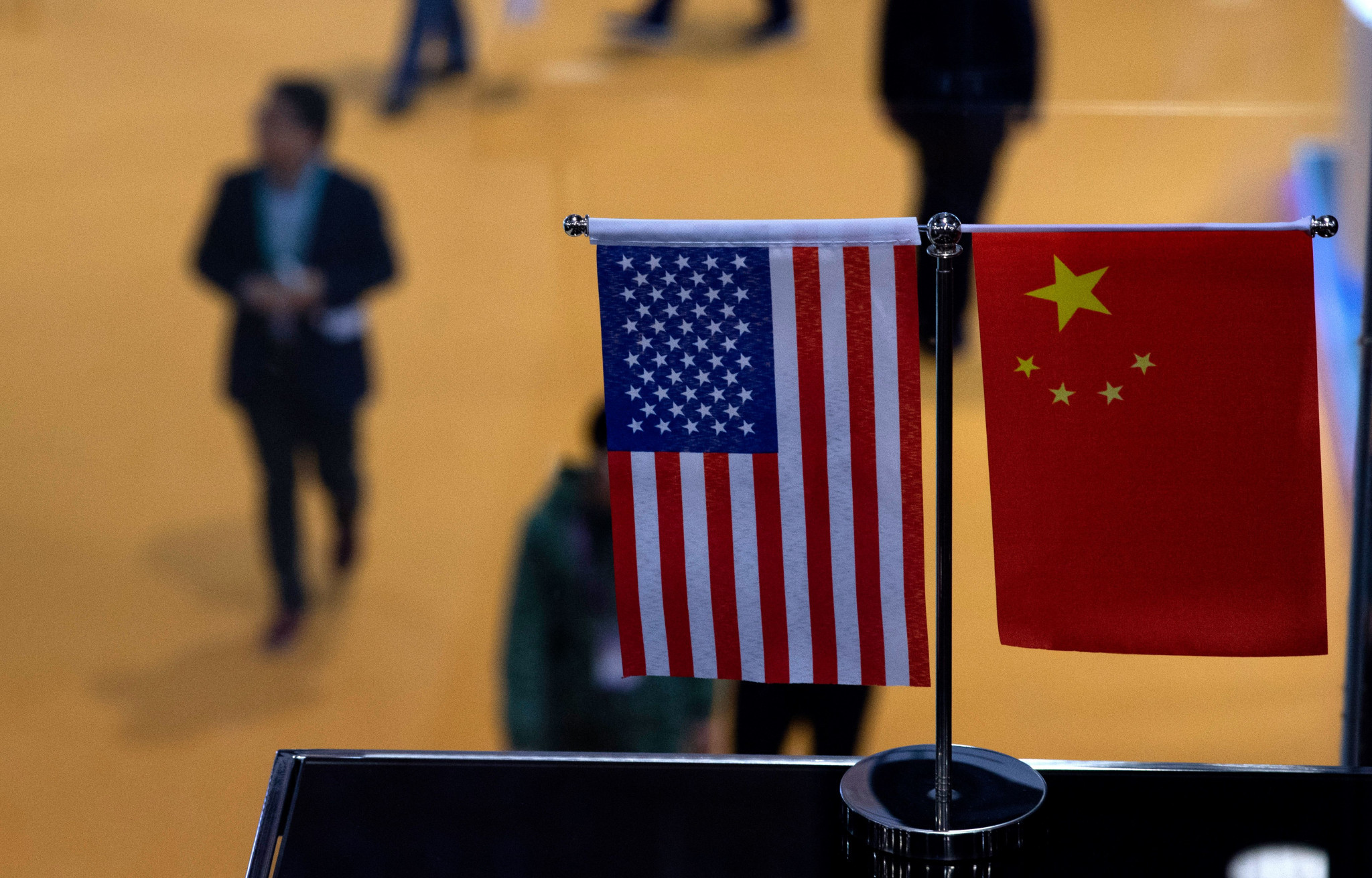 Tensions between the United States and China could spill over into the Olympic Movement ©Getty Images