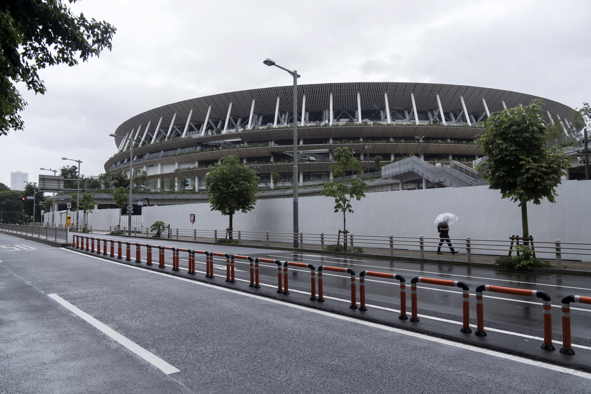 The Tokyo 2020 Olympic Games were initially scheduled to begin tomorrow ©Getty Images