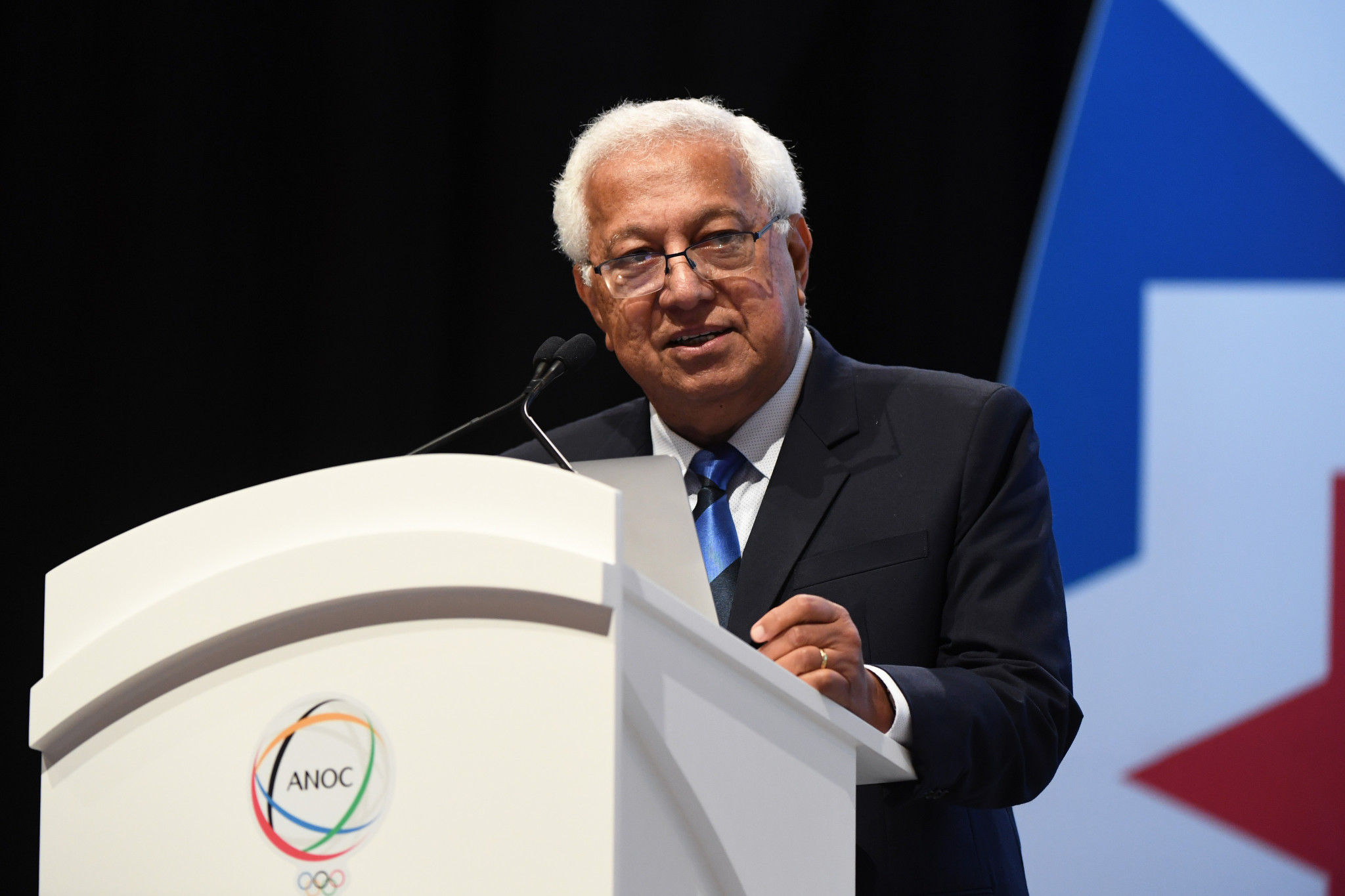 Acting ANOC President Robin Mitchell said there was faith in the IOC and Tokyo 2020 to deliver a safe, secure and sustainable Olympic Games ©Getty Images