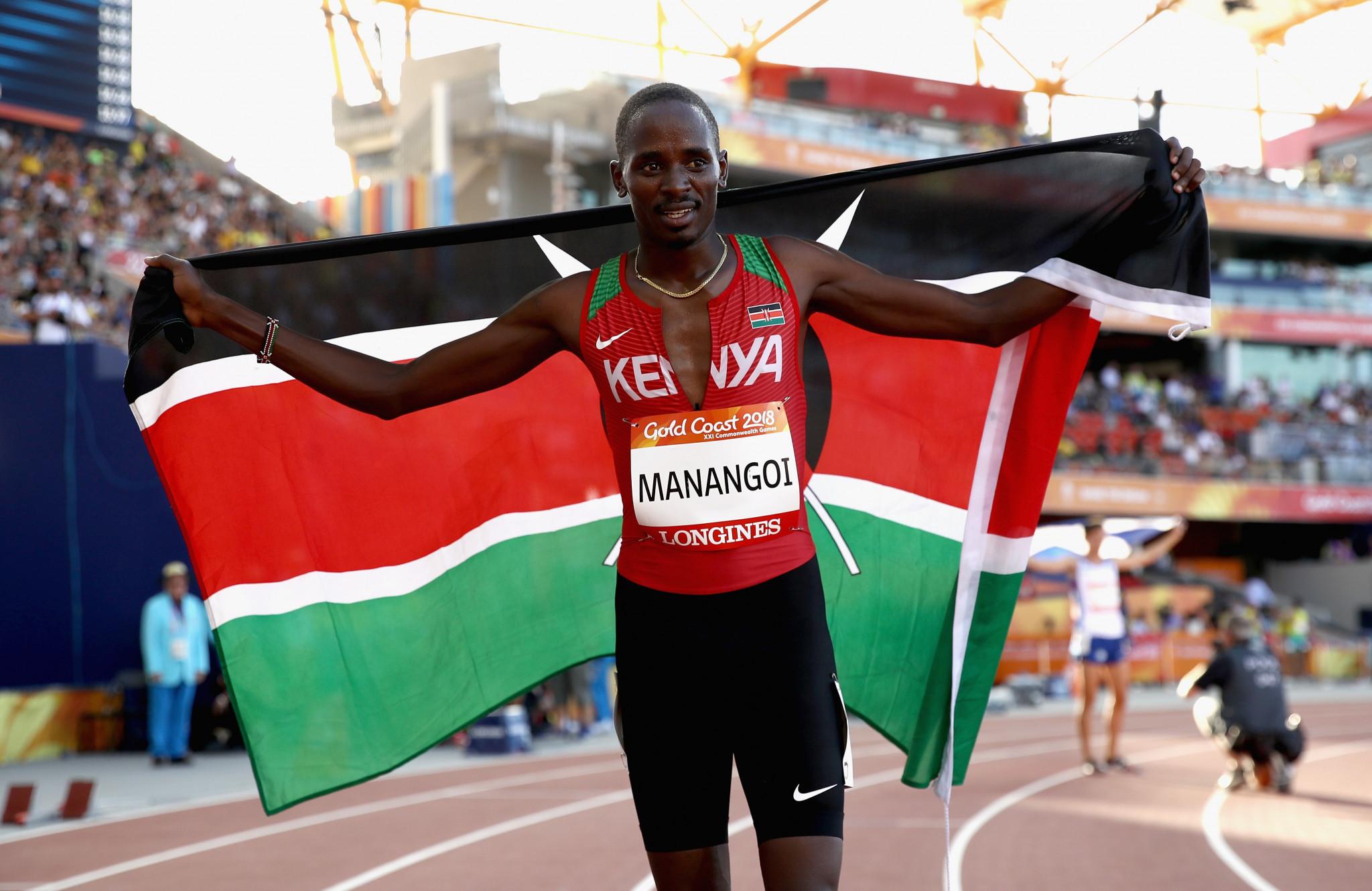AIU announces sanctions against four Kenyans including ex-1,500m world champion Manangoi