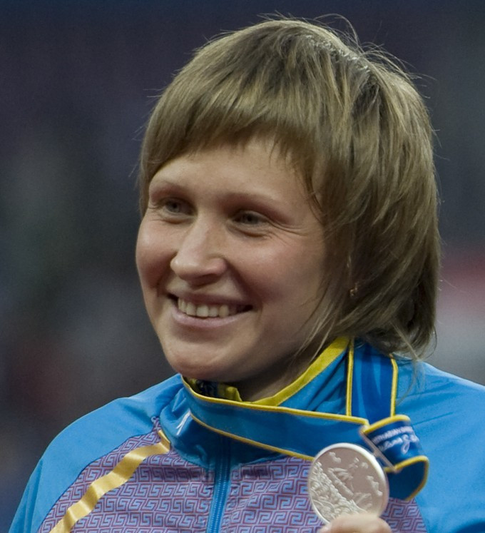 Natalya Ivoninskaya has been sanctioned after a positive retest  fromLondon 2012 ©Getty Images