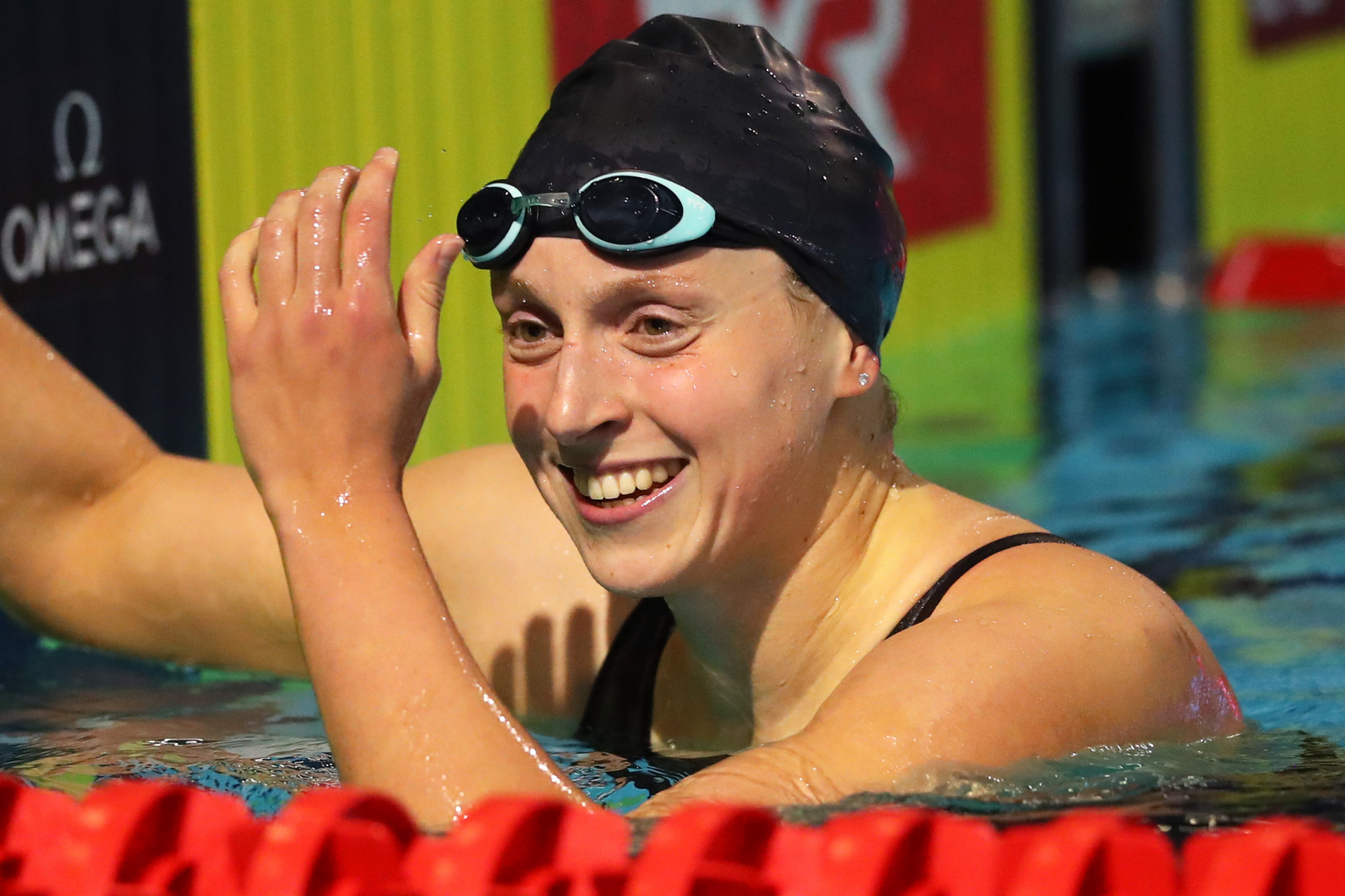 """Ledecky claims athletes """"ready to adjust"""" to scaled-down Tokyo 2020"""