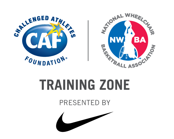 Challenged Athletes Foundation and NWBA launch wheelchair basketball training zone