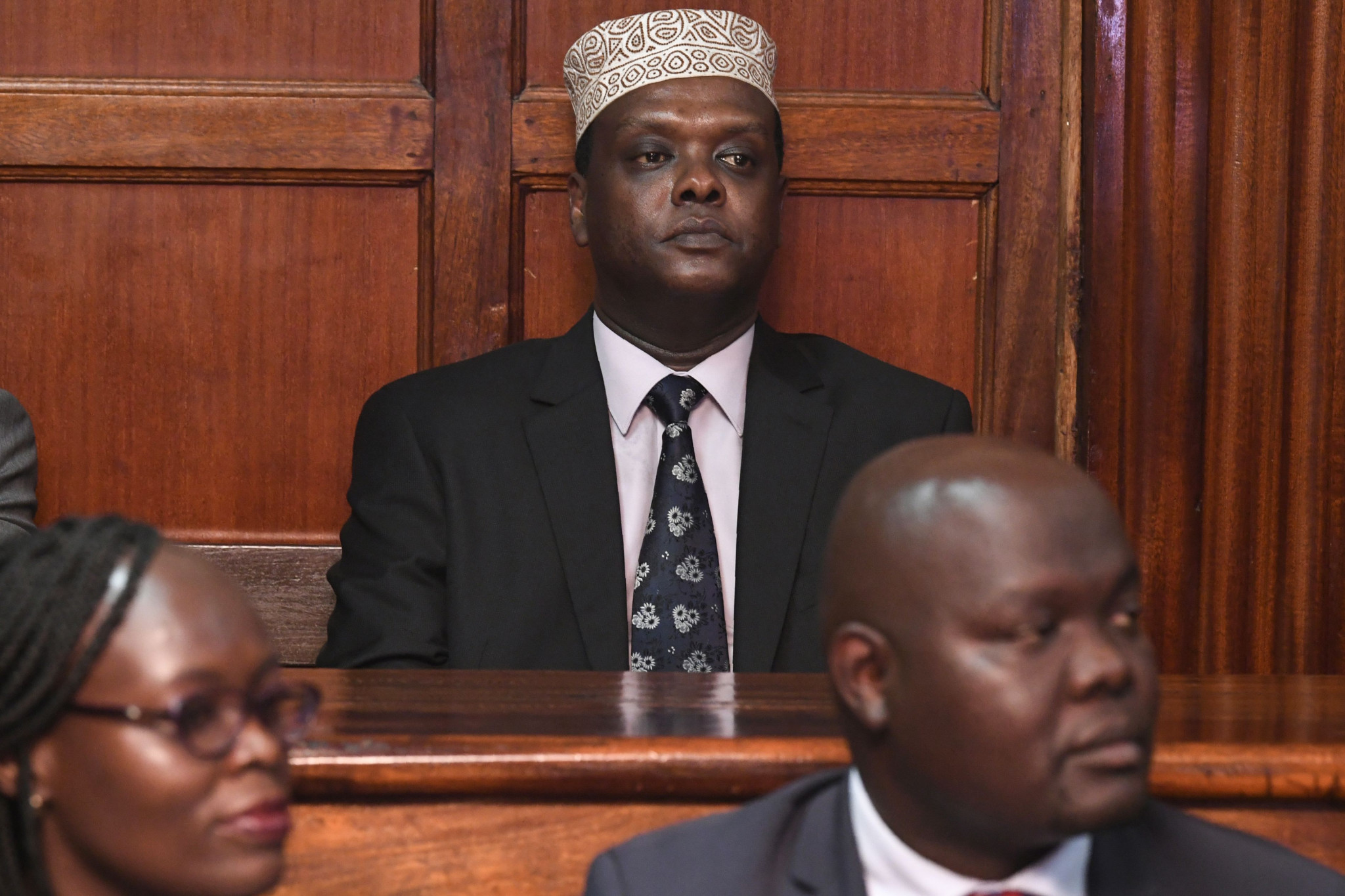 Former Sports Minister Hassan Wario is among the six accused of offences linked to the scandal at Rio 2016 ©Getty Images