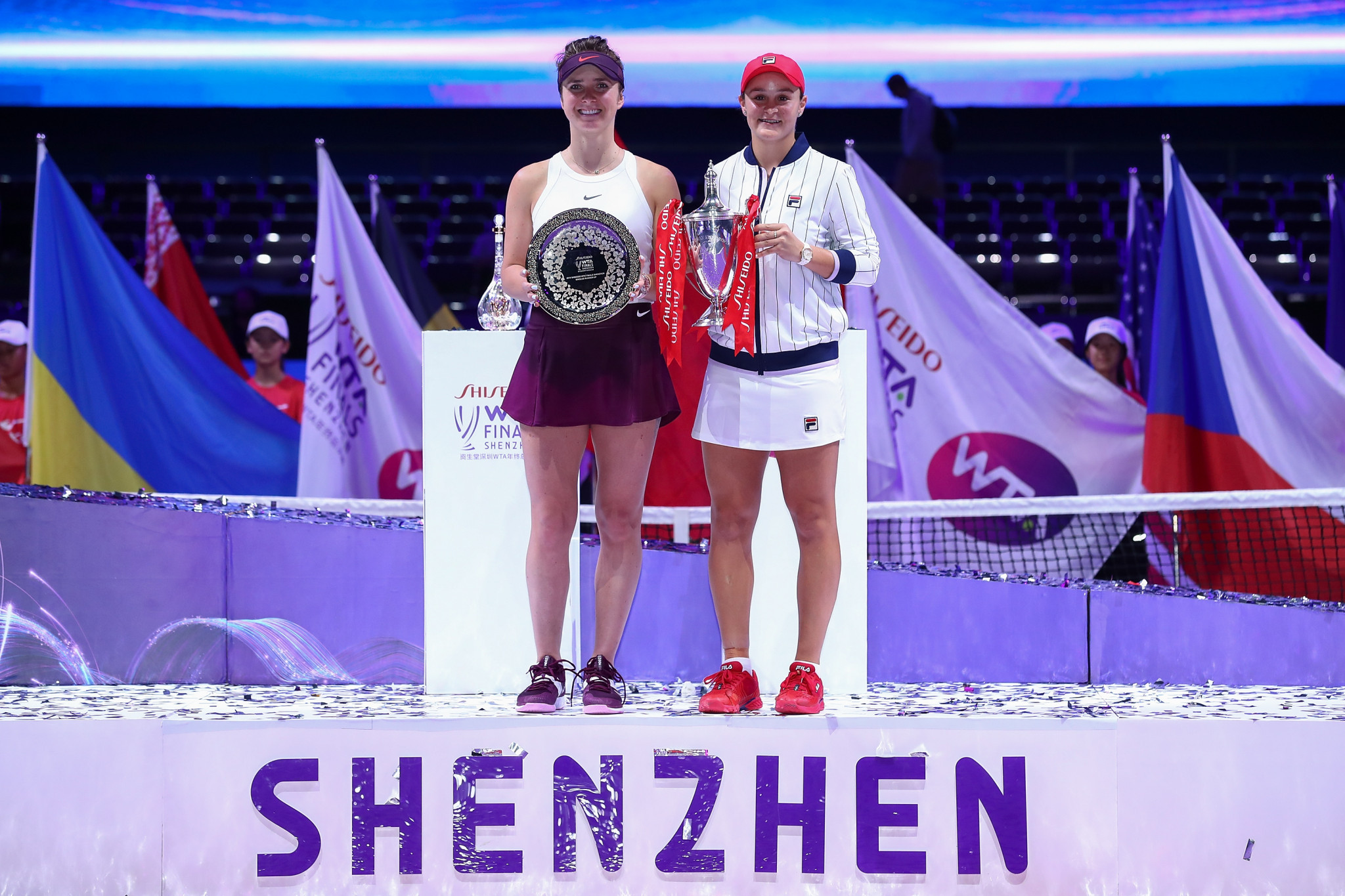 WTA Finals among tennis events cancelled in China