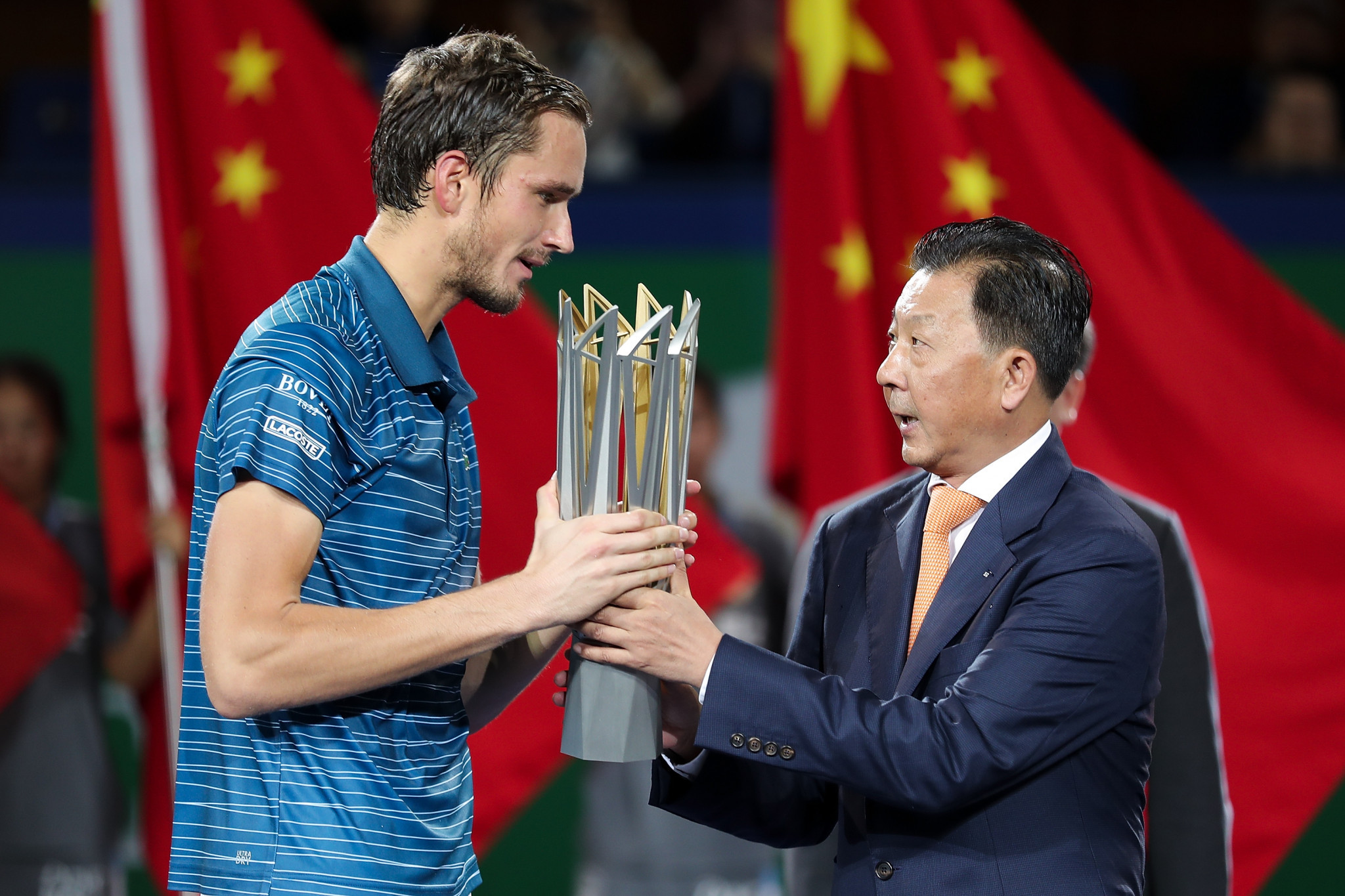 The Shanghai Masters is among the ATP events to be cancelled ©Getty Images