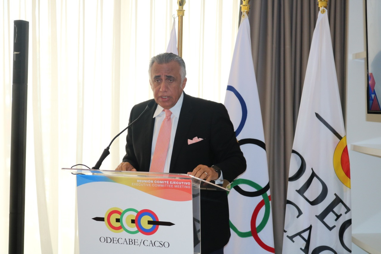 CACSO President President Luis Mejia Oviedo criticised the way Panama announced the decision to withdraw ©CACSO