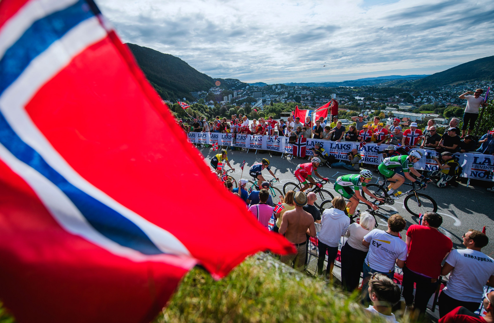 Norwegian Cycling Federation agrees 10-year repayment plan to UCI over 2017 World Championships debt