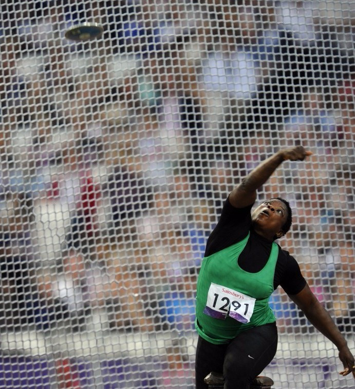 Paralympic gold medallist accuses Nigerian Federation of denying her chance to compete at Rio 2016