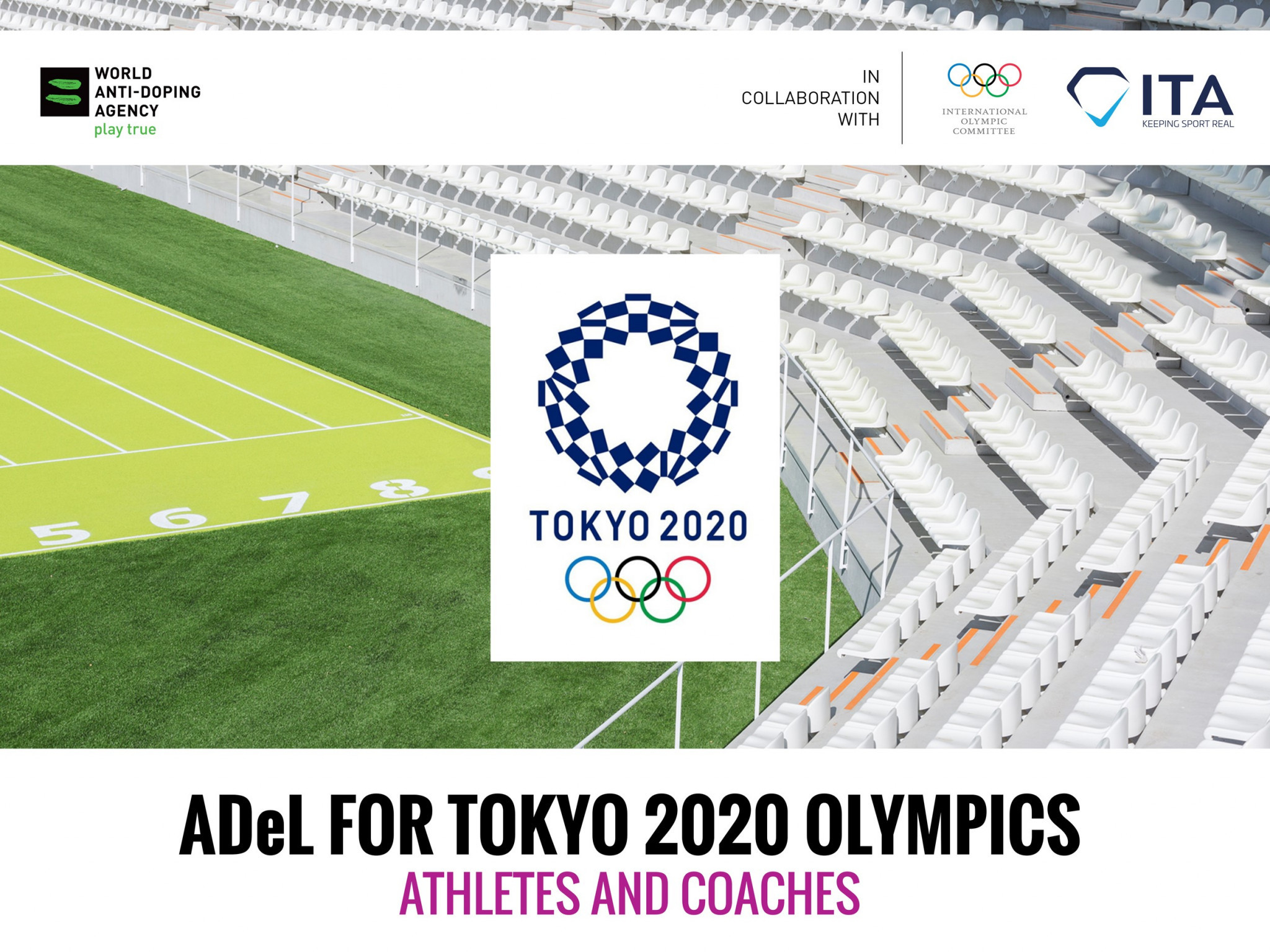 WADA launches new online course for athletes and coaches in build-up to Tokyo 2020