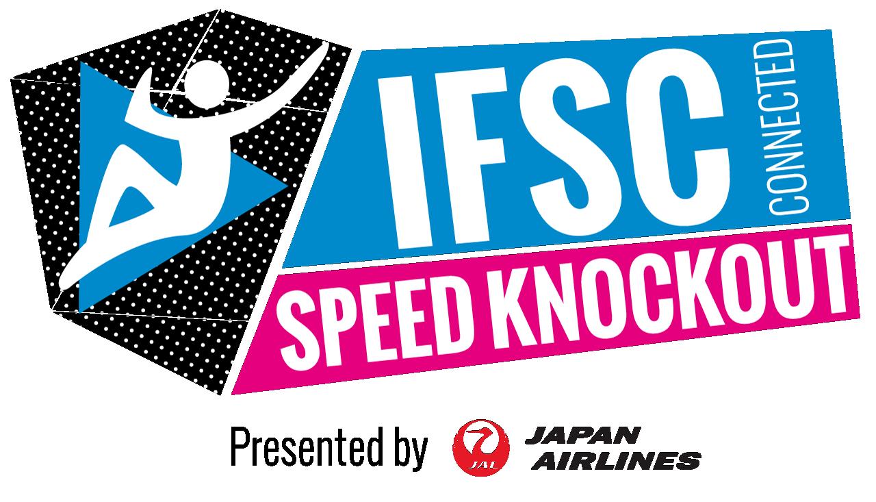 IFSC Speed Knockout titles went to Rahmad Adi and Aleksandra Kalucka ©IFSC