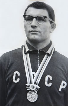 Russian Olympic wrestling champion Ivanitsky dies aged 82