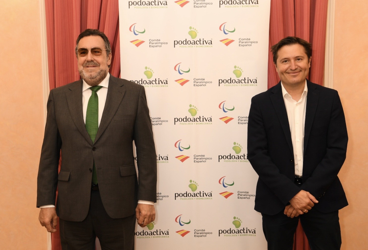 Spanish Paralympic Committee and Podoactiva extend partnership until Paris 2024