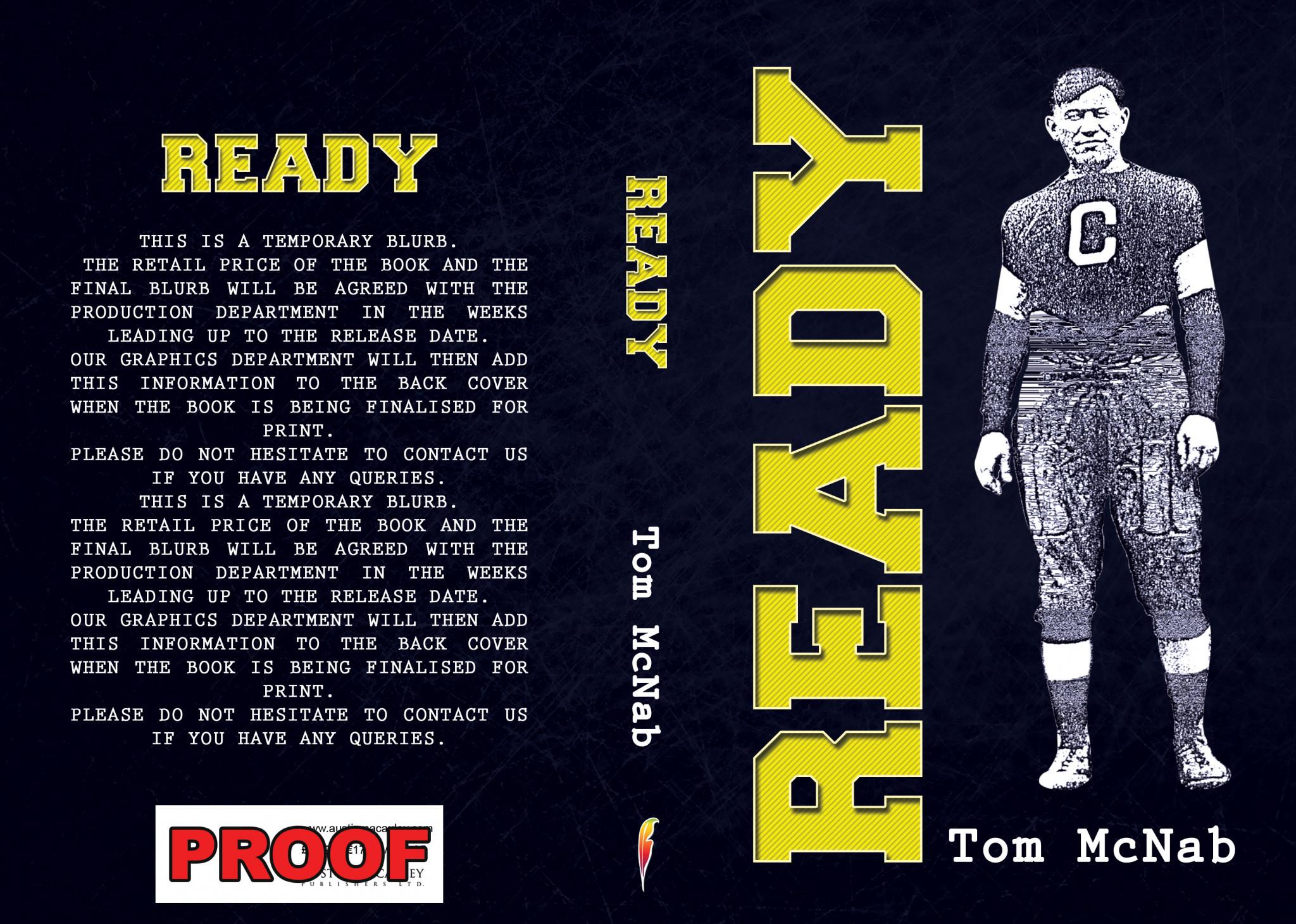 Jim Thorpe inspired a Tom McNab novel ©Tom McNab