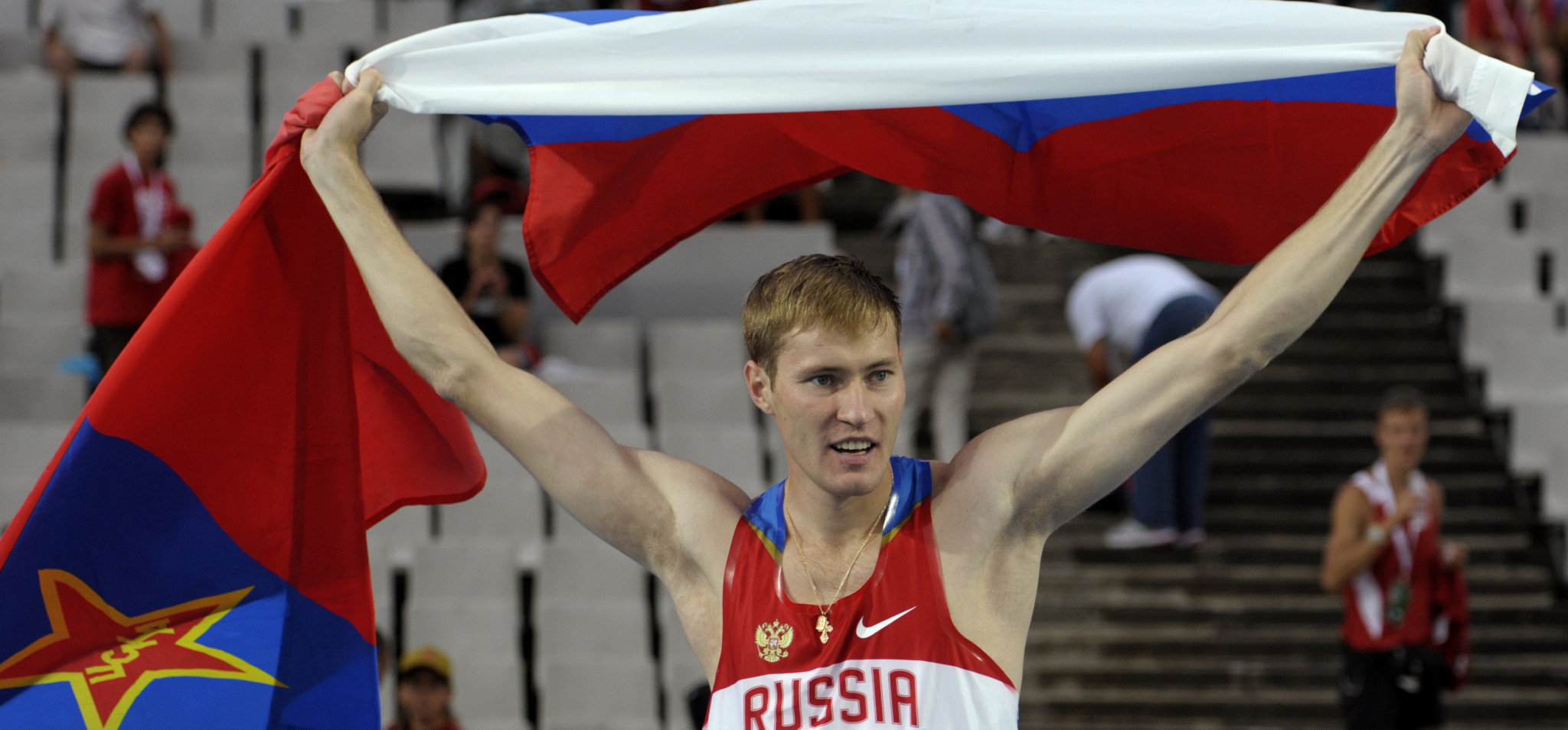 Russian high jumper appeals against CAS decision to uphold four-year ban