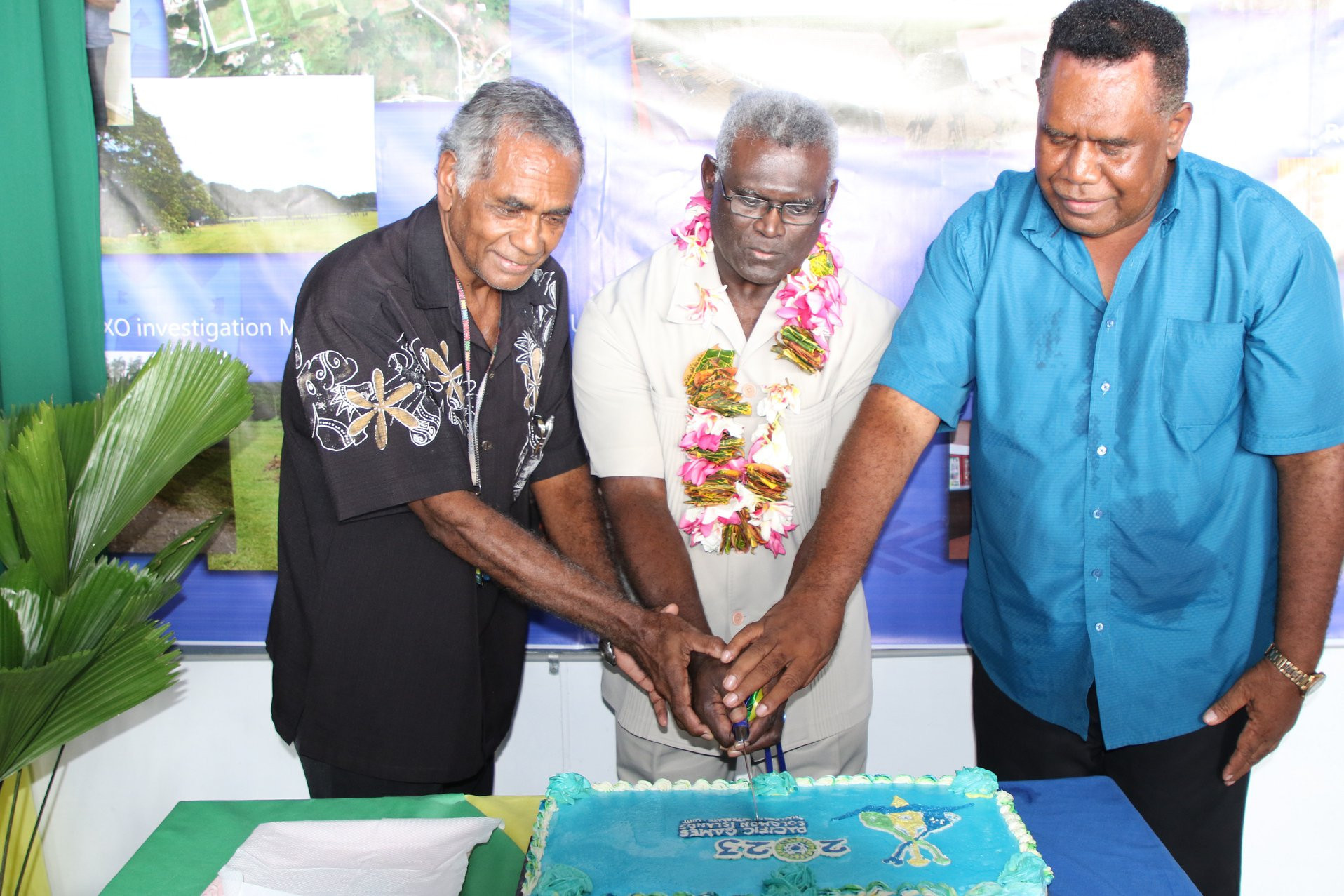Pacific Games 2023 new offices officially opened in Solomon Islands