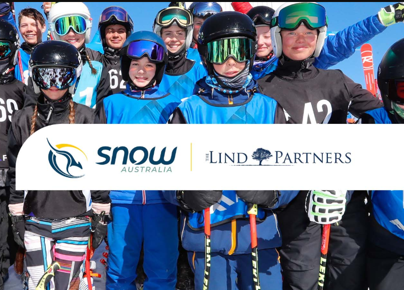 Snow Australia has announced a sponsorship deal with American fund manager The Lind Partners ©Snow Australia