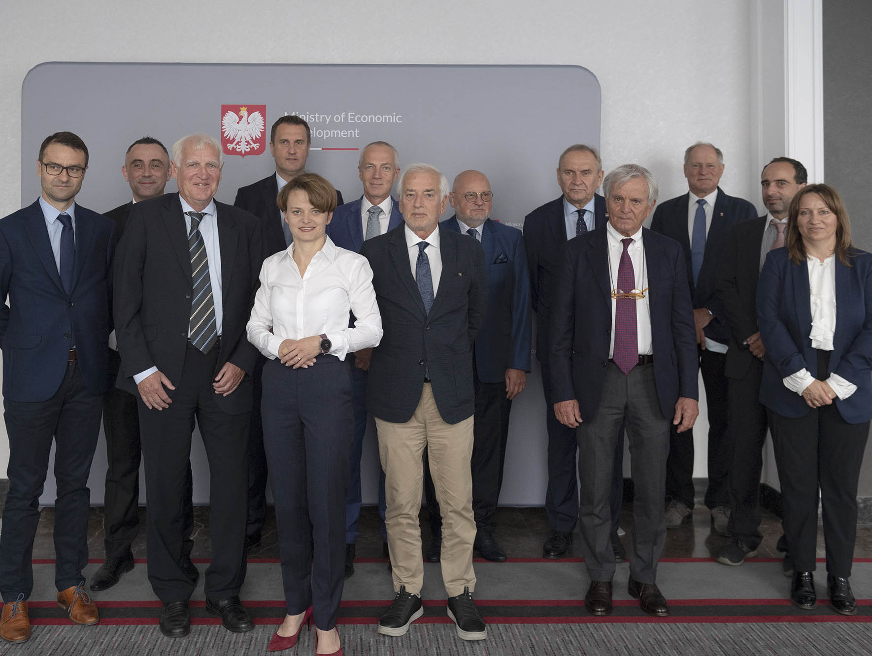 EOC begin three-day trip to Poland ahead of 2023 European Games