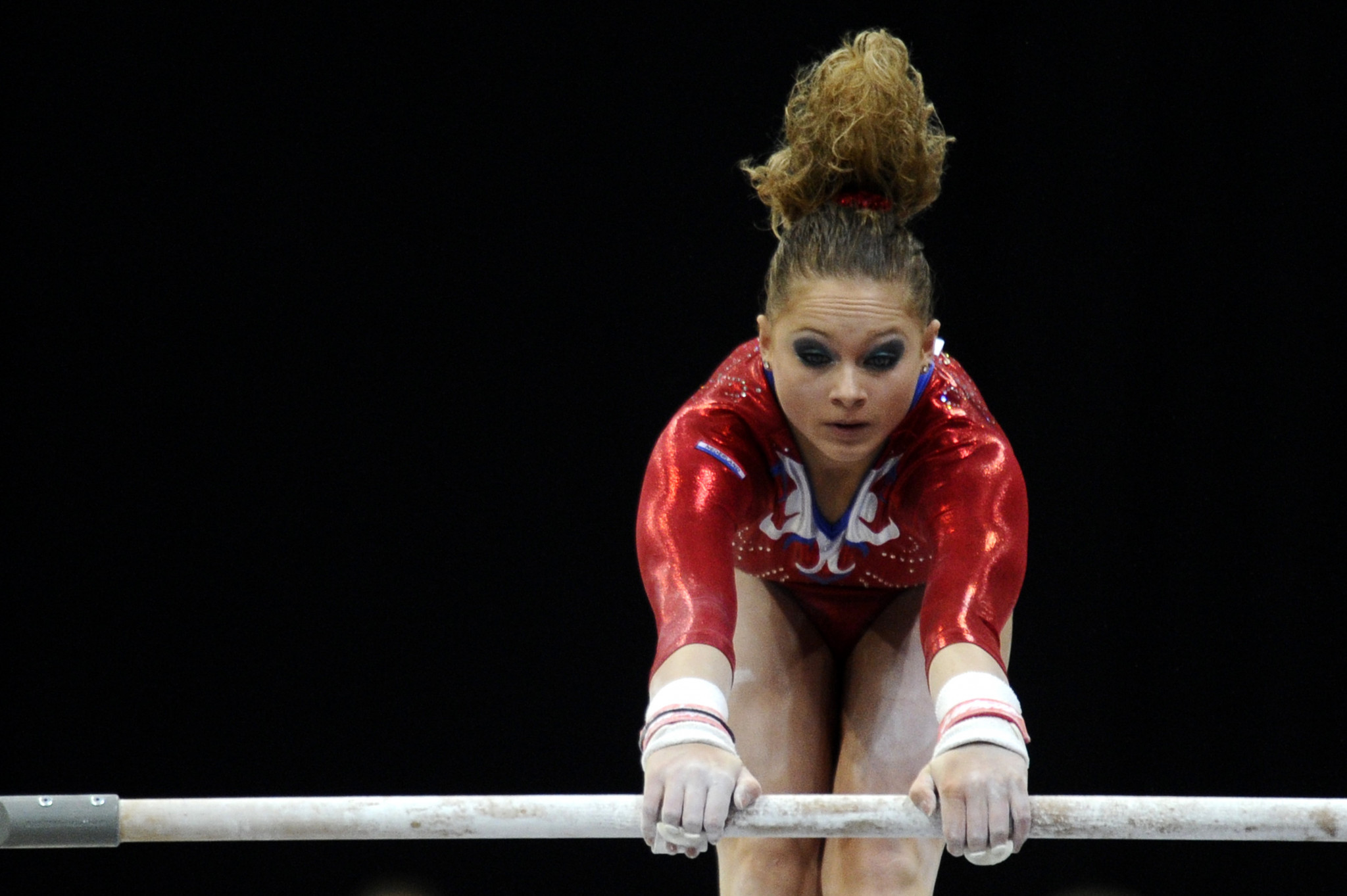 Joy Goedkoop is the latest gymnast to reveal experiences of abuse ©Getty Images