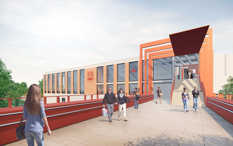 Redevelopment of University Station approved ahead of Birmingham 2022