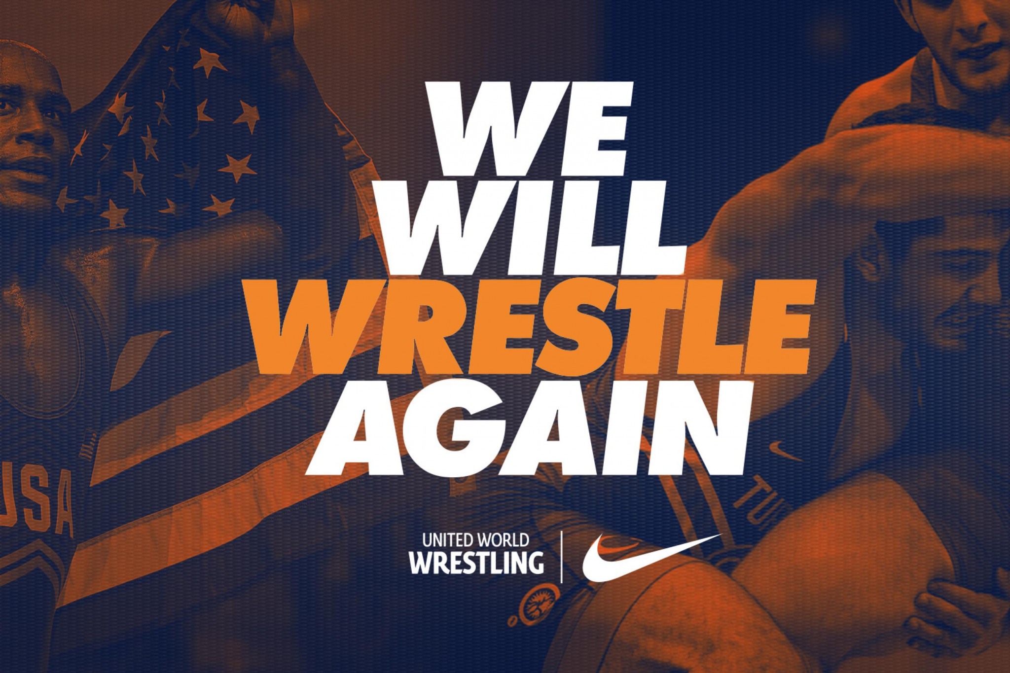 United World Wrestling partners with Nike for recovery campaign