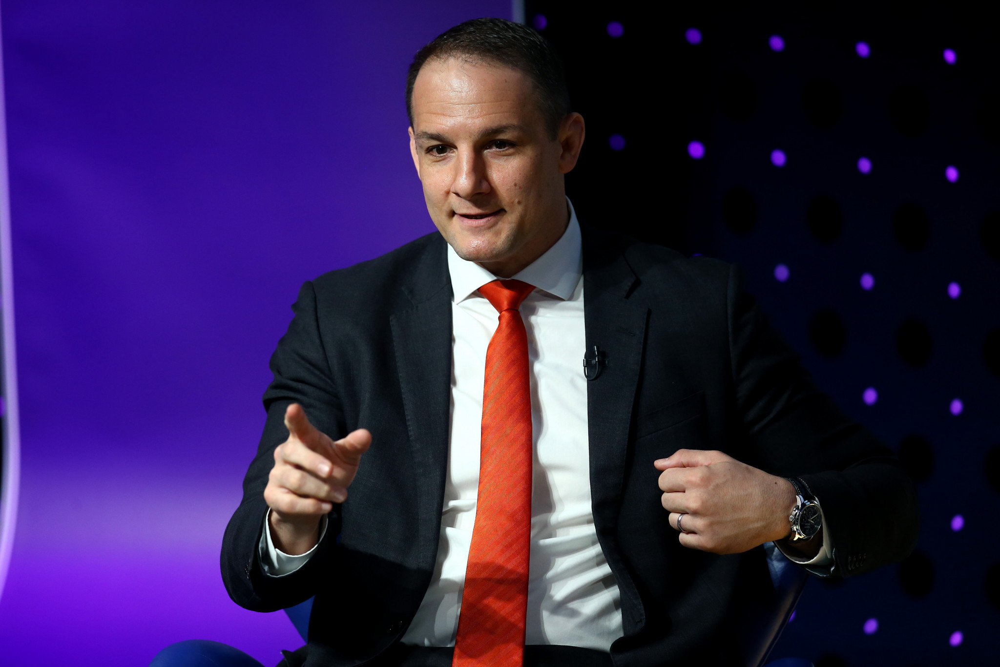 Commonwealth Games Federation chief executive David Grevemberg said he was