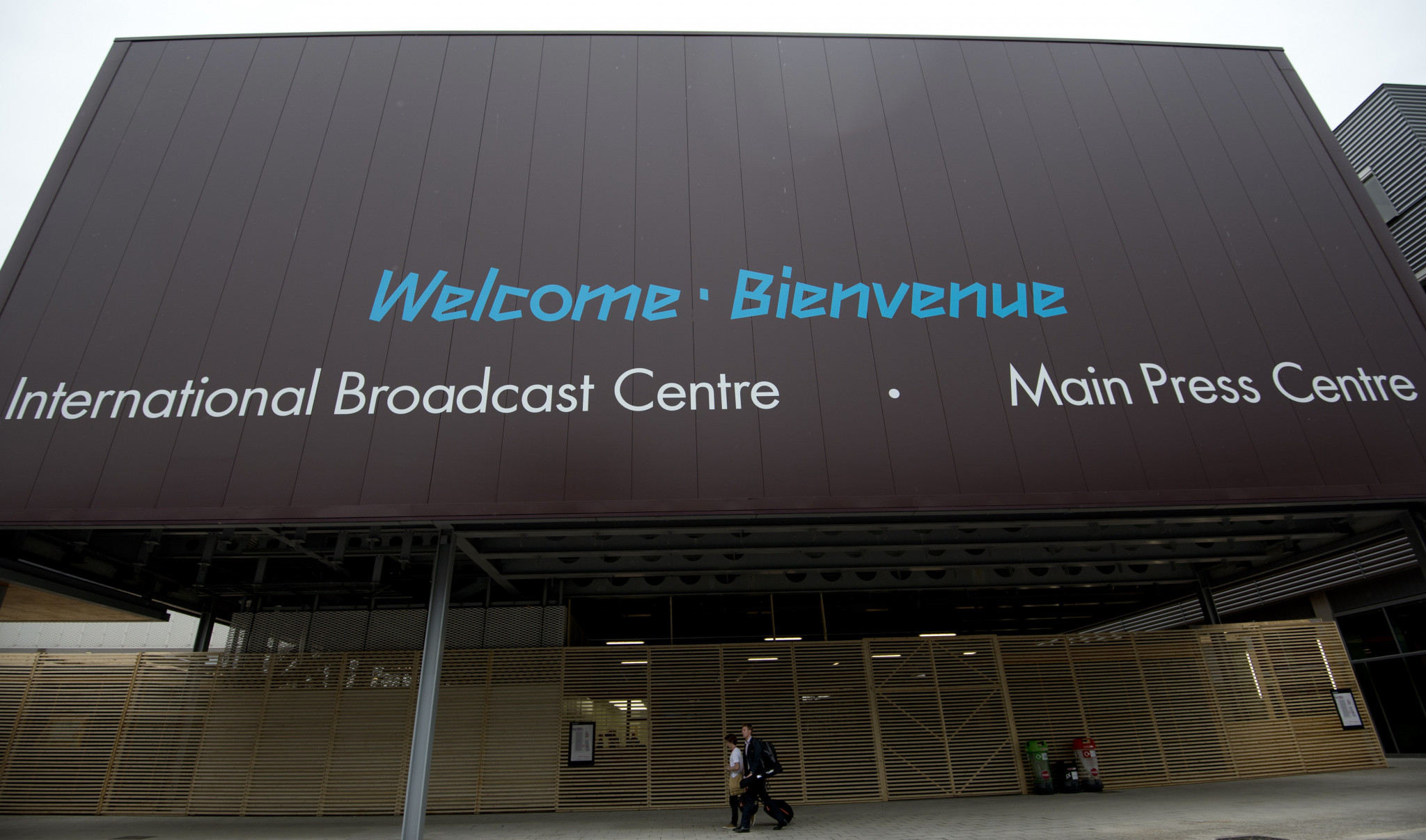 IOC publish video highlighting legacy of London 2012 International Broadcast Centre