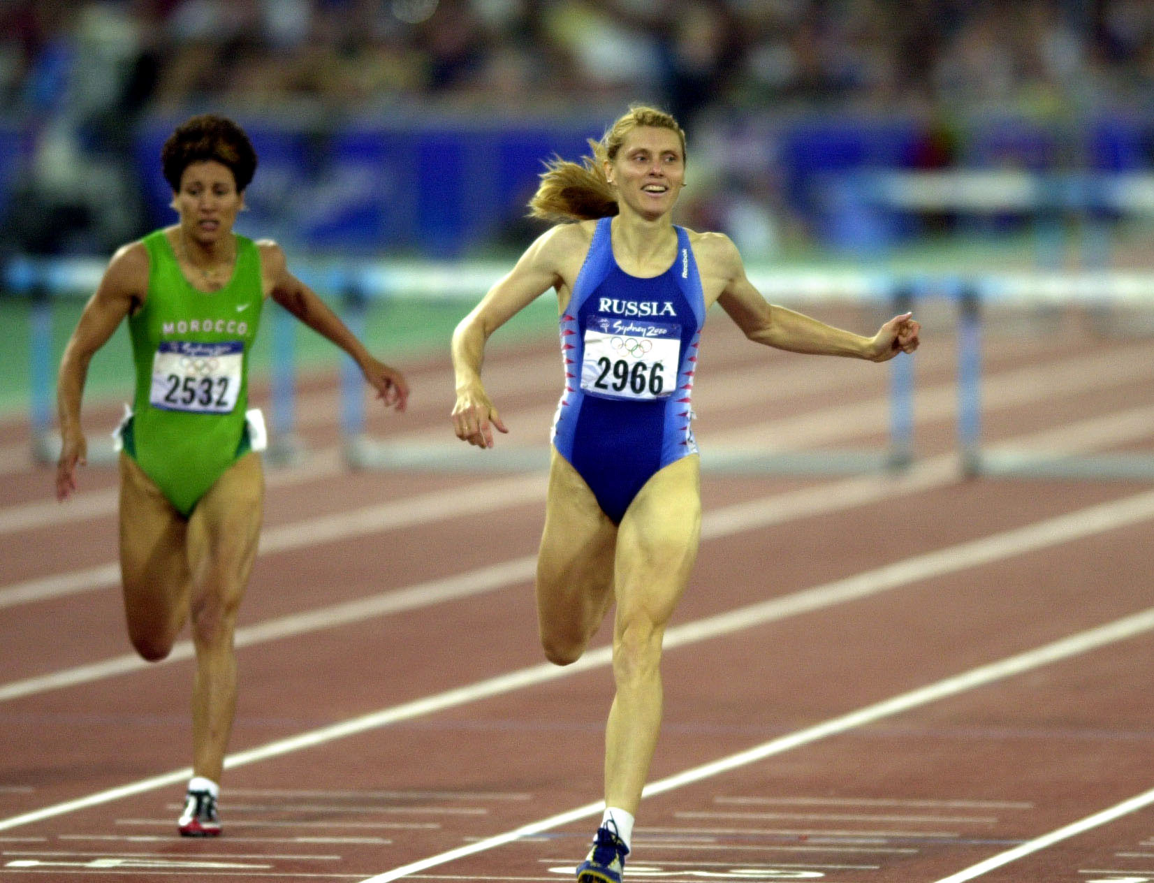 Irina Privalova anticipates World Athletics expelling RusAF ©Getty Images