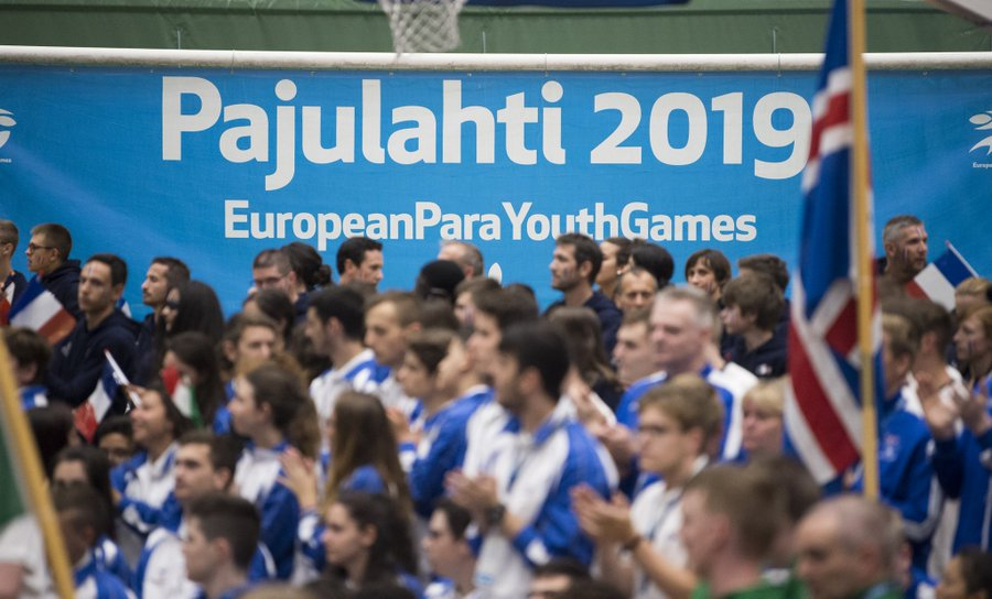 Pajulahti hosted last year's European Para Youth Games ©EPC