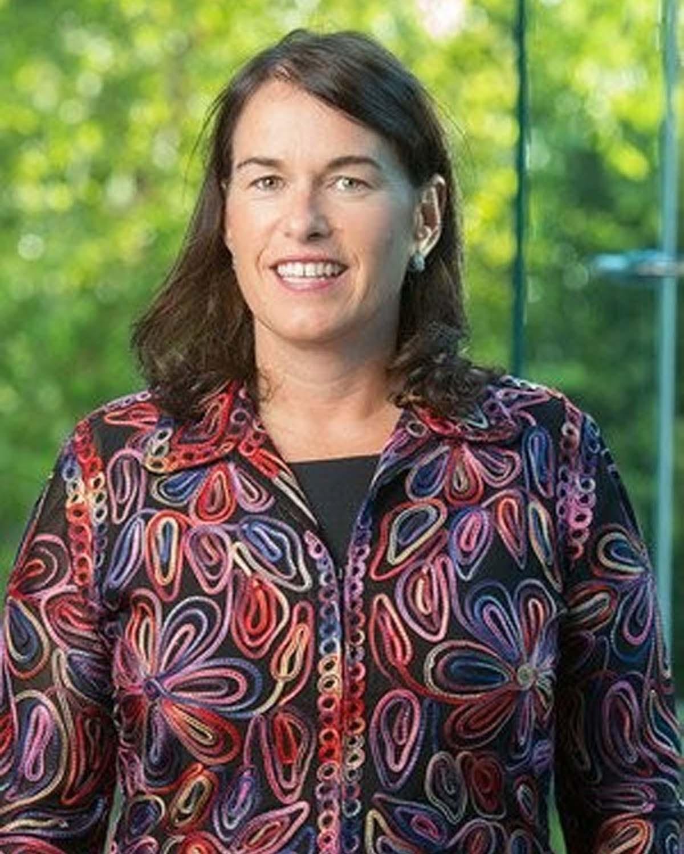 Molly Quinn has become the first chief executive of USABA ©USABA