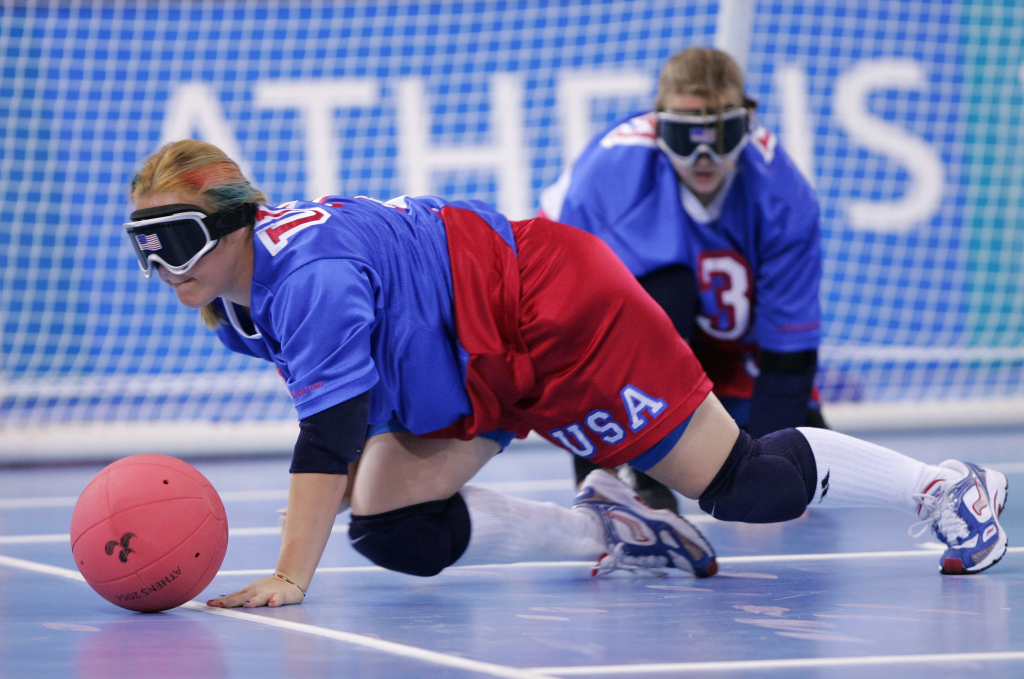 Molly Quinn will oversee blind sports in the United States with USABA ©Getty Images