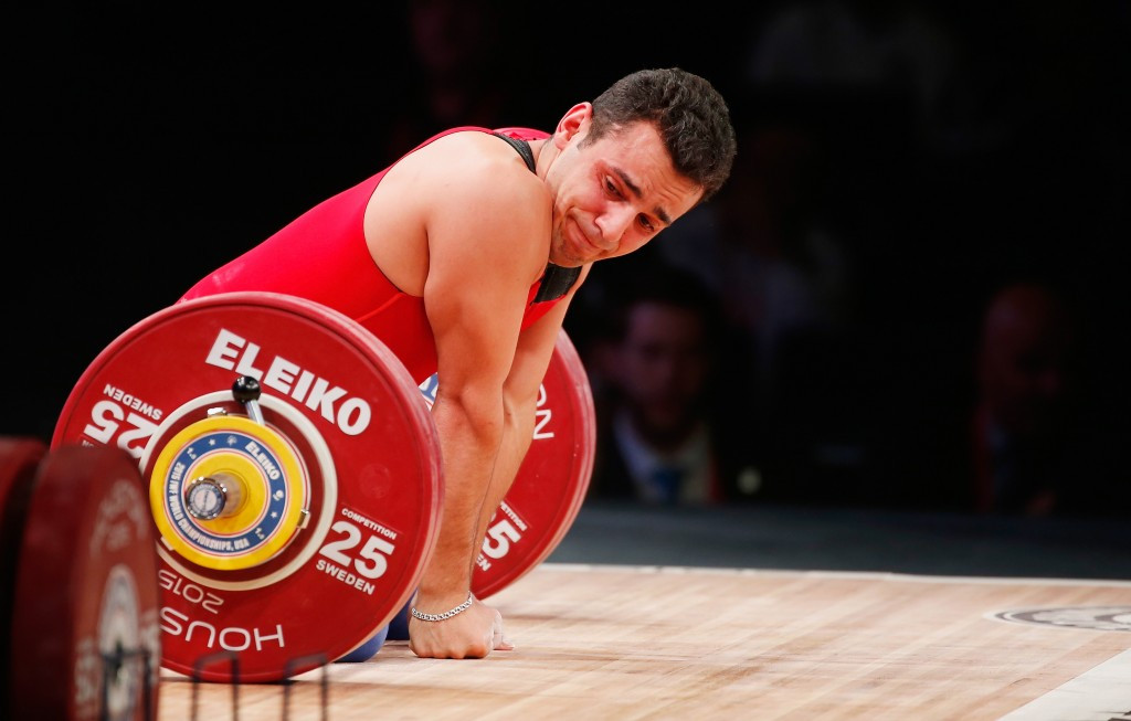 Six Azeri weighlifters have now tested positive at the 2015 World Championships