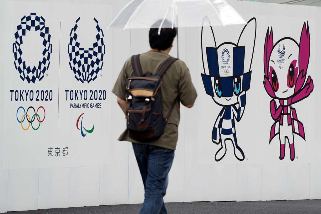 The Tokyo 2020 Olympic and Paralympic Games have been pushed back to 2021 because of the coronavirus pandemic ©Getty Images