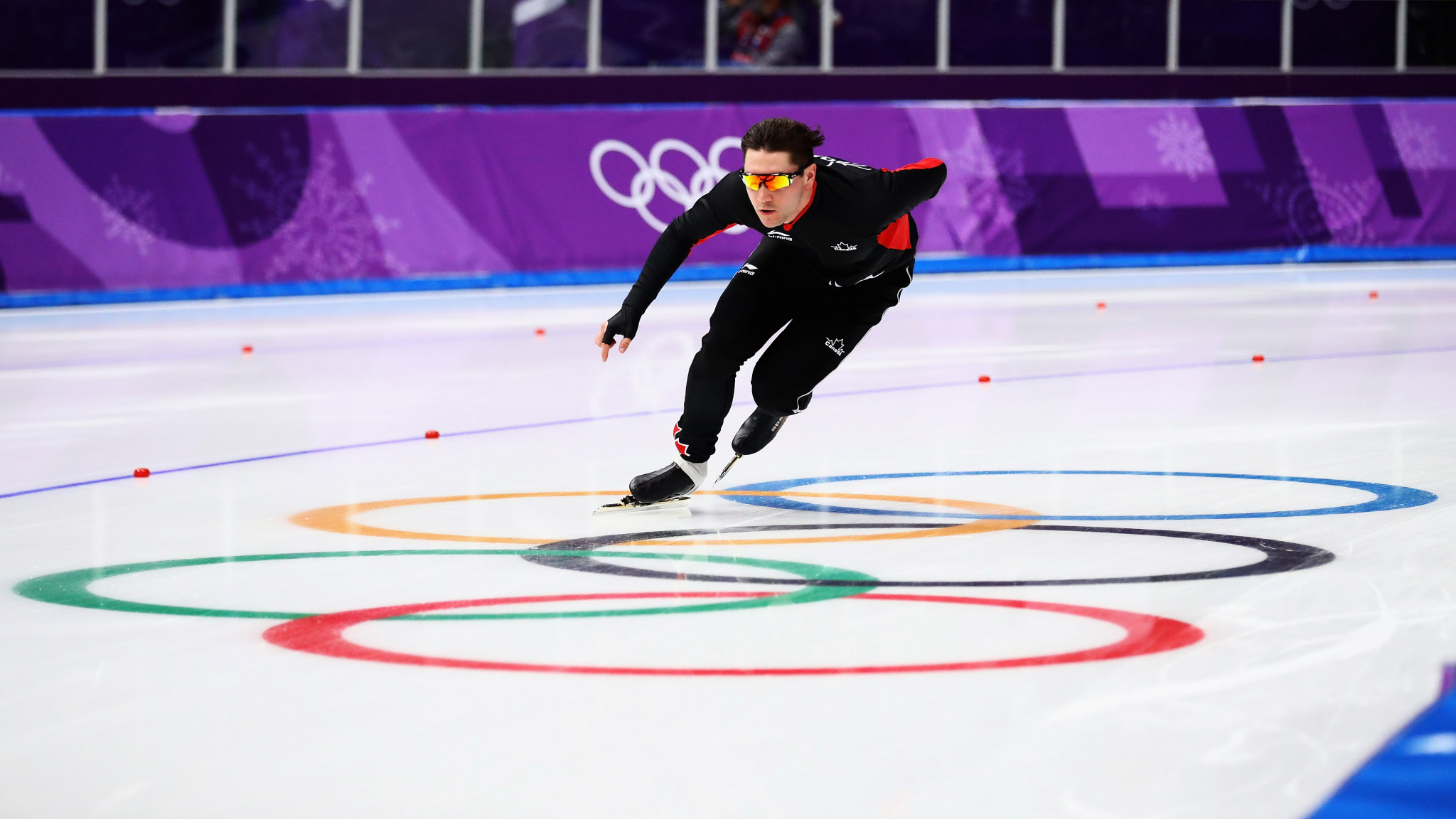 Vincent de Haître is set to compete at Tokyo 2020 after two Olympic appearances for Canada as a speed skater ©Getty Images
