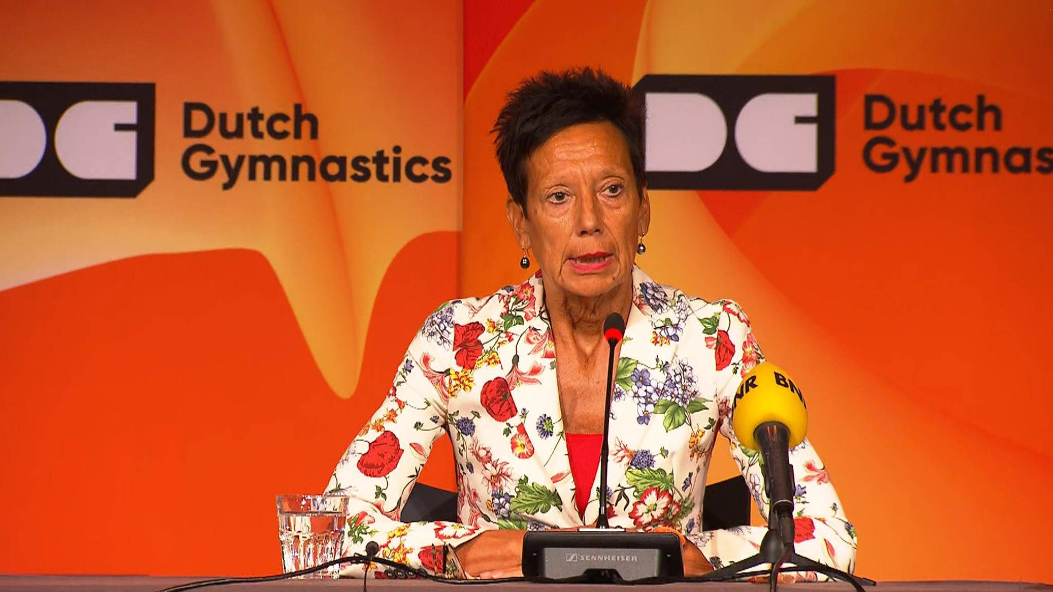 Royal Dutch Gymnastics Union President Monique Kempff promised a press action they would strong action following allegations of abuse in The Netherlands ©YouTube
