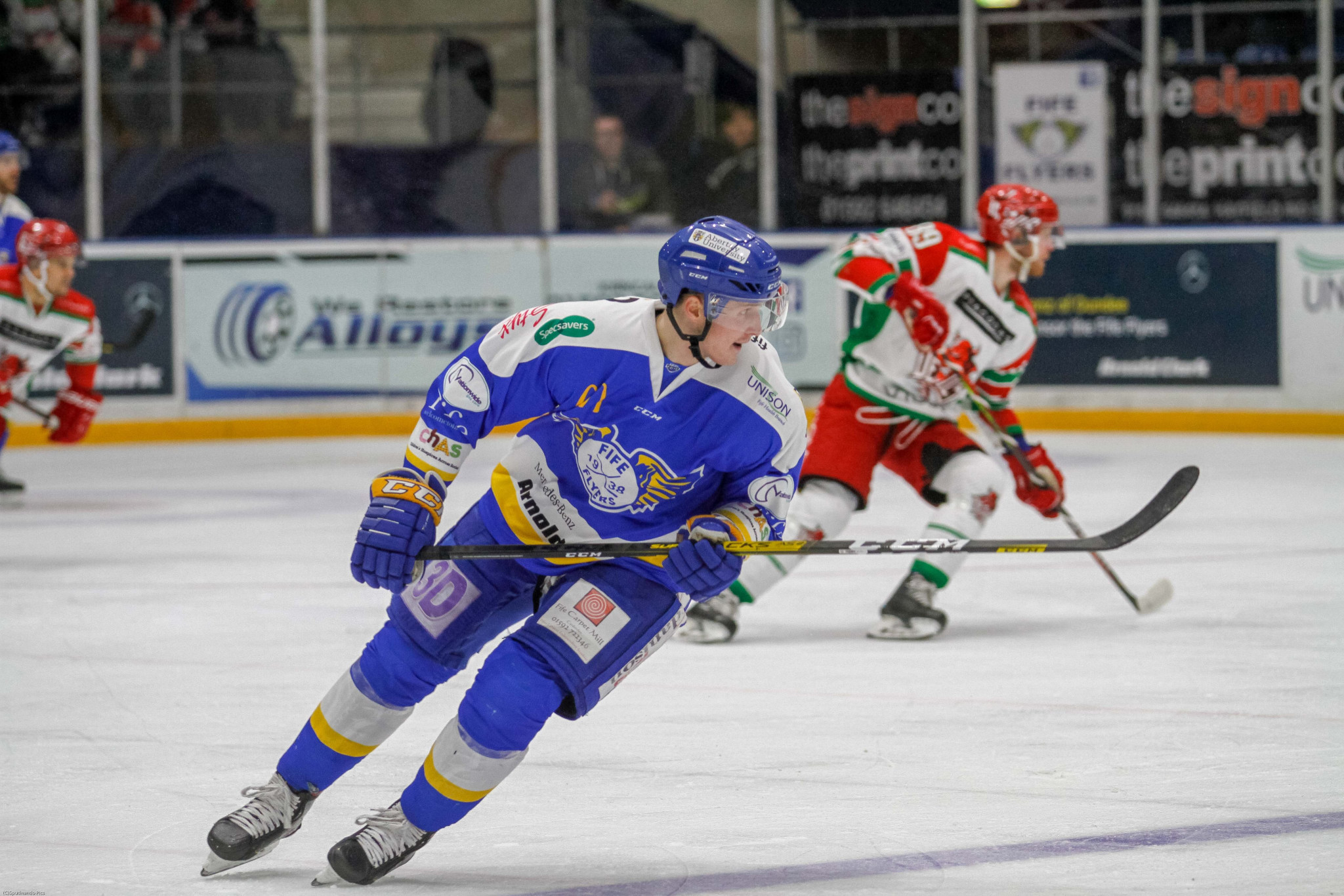 UK Government urged to give COVID-19 financial support to ice hockey