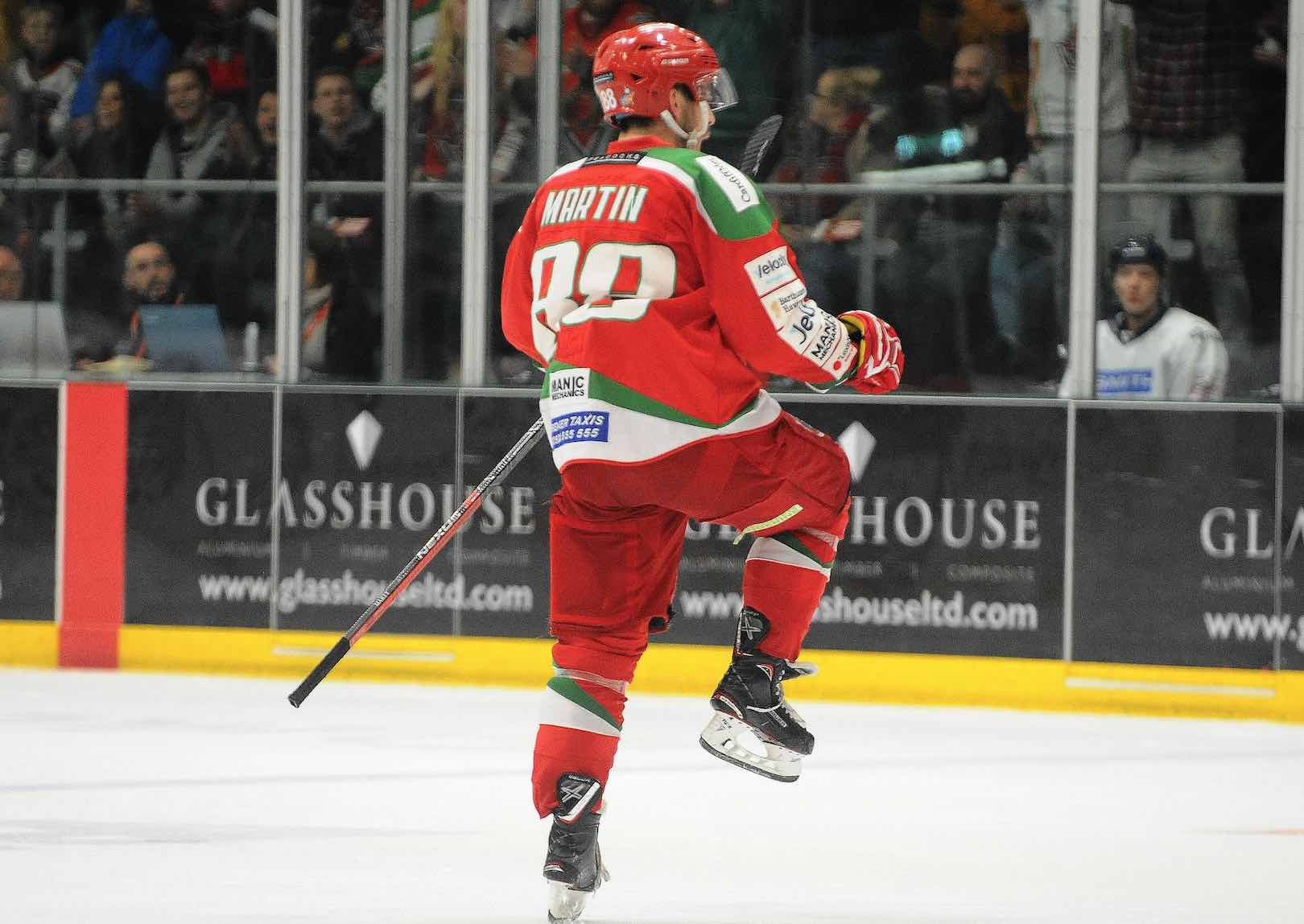 Cardiff Devils have reportedly reduced their staff due to COVID-19 ©Twitter/@Cardiffdevils