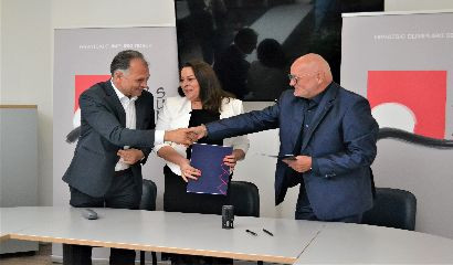 Croatian Olympic Committee signs cooperation agreement with Romani community