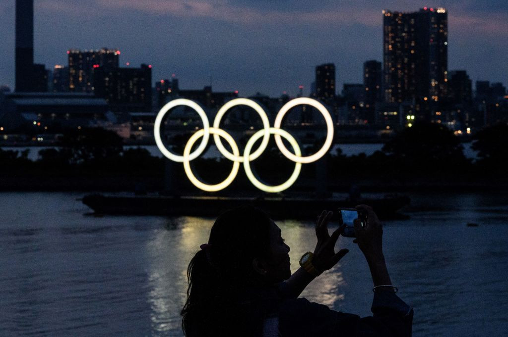 The postponed Tokyo 2020 Olympic Games featured heavily on the agenda at the NOC Executive Board meeting ©Getty Images