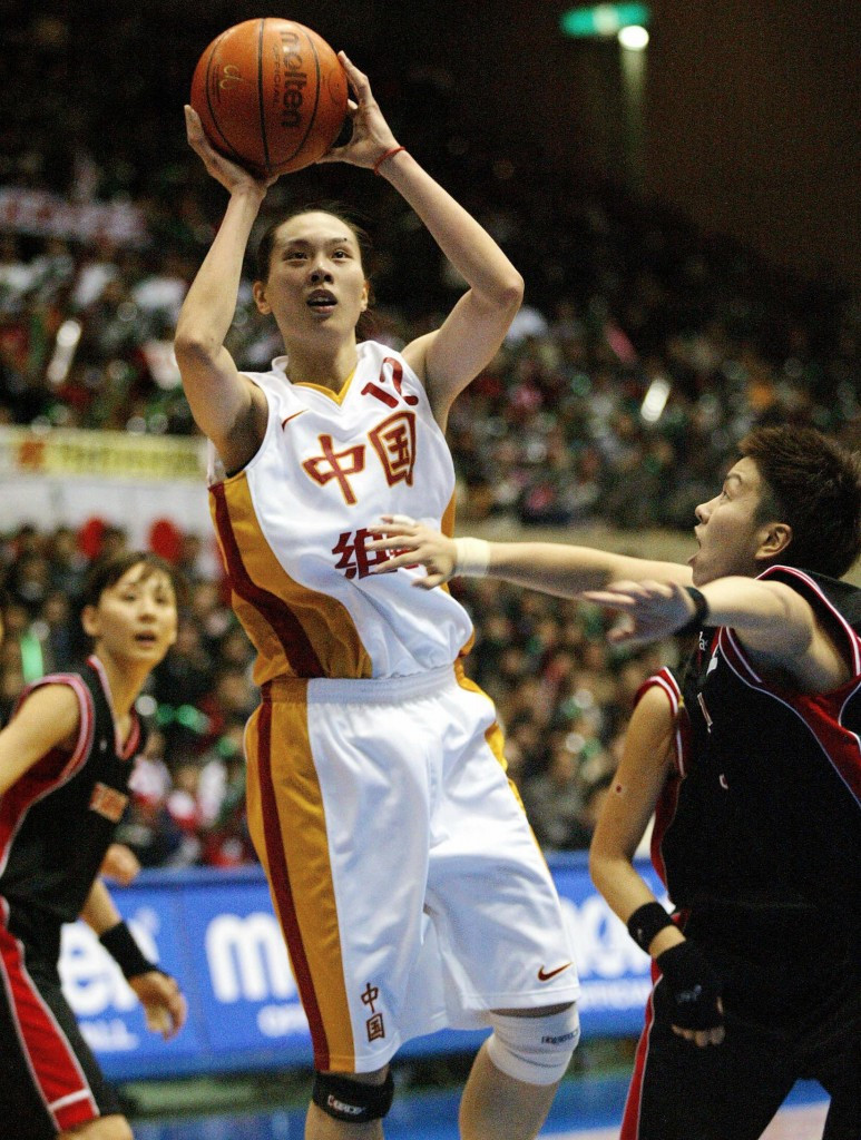 Chinese basketball star Luyun dies aged 38