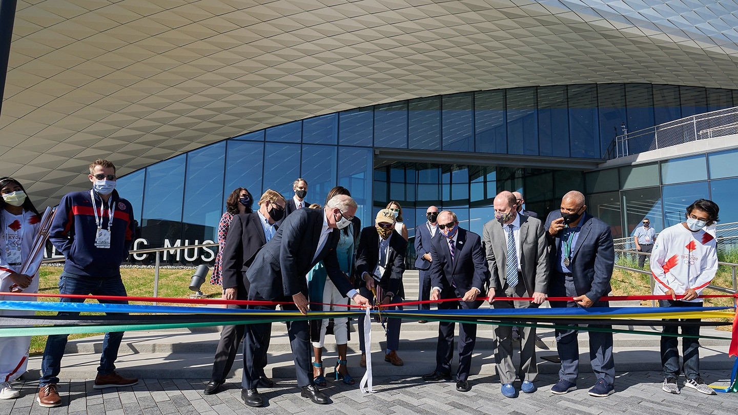 The USOPM officially opened yesterday ©USOPM
