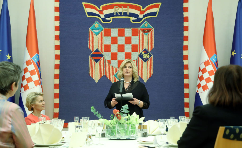 Grabar-Kitarović appointed to IOC Future Host Commission just two weeks after election as member